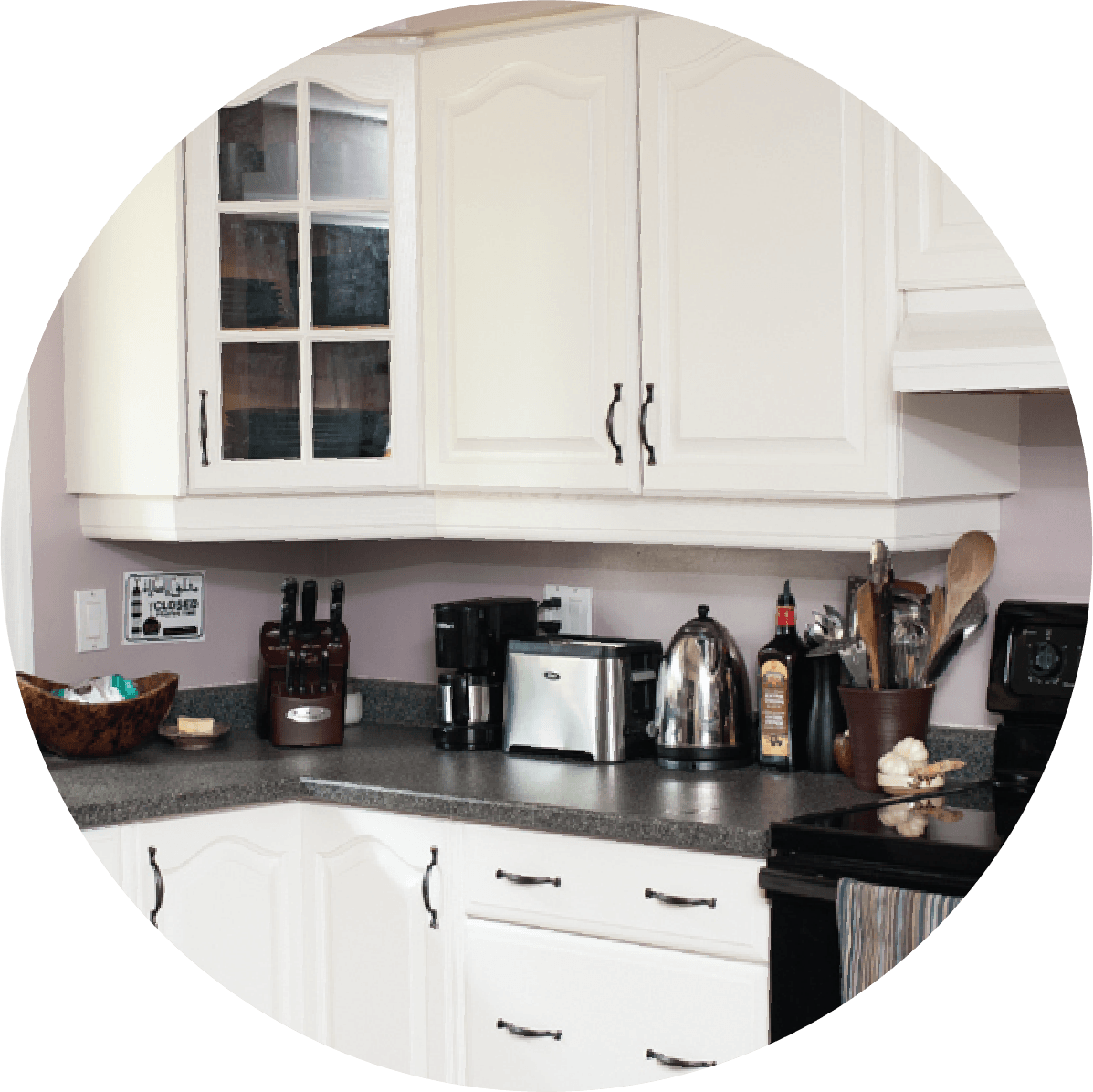 Kitchen Countertop Resurfacing Can Transform Any Tired Old Into A Granite Effect Work Surface That S Easy To Clean And Lasts For Years
